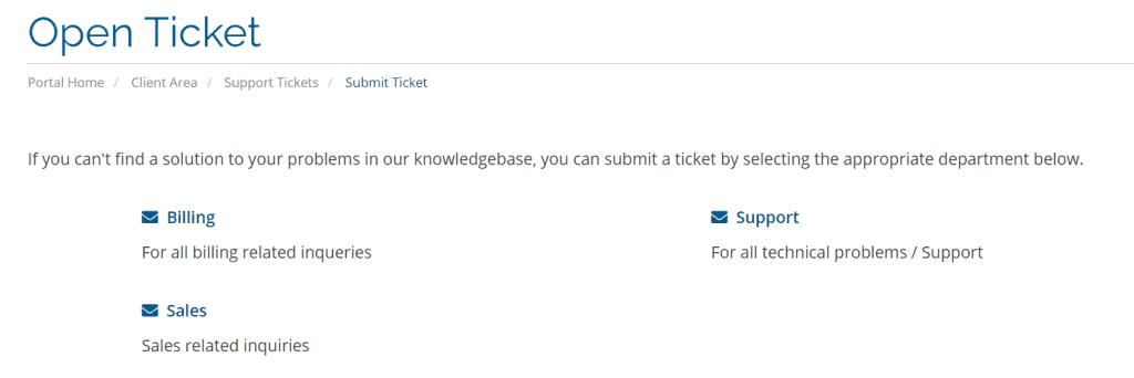 Seedbox.io Open Ticket